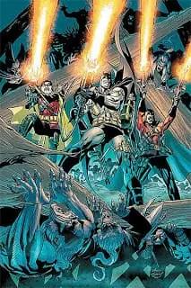 New Comic Books for September 10, 2009