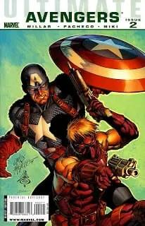 Ultimate Comics: Avengers #2 Review