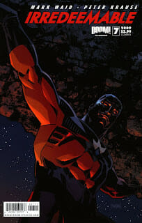 Comic Book Review:  Irredeemable #7