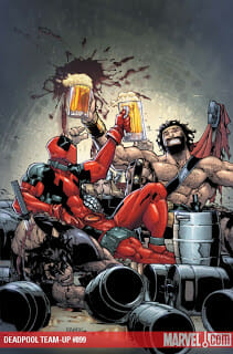 Legen….wait for it…..dary Comic Book Highlights of the Week for 11/4/09