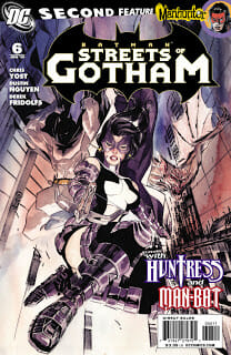 Streets of Gotham #6 Review