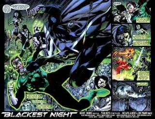 Blackest Night #6 2