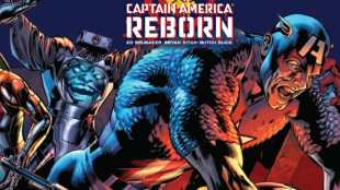 Captain America Reborn #5 Review