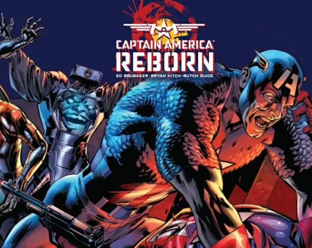 Captain America Reborn #5 Review