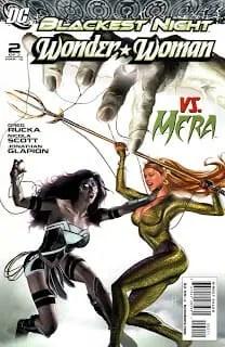 Blackest Night: Wonder Woman #2 Review