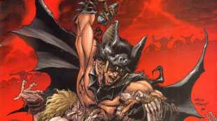 Batman The Return of Bruce Wayne #1