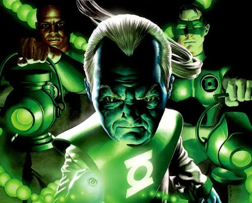 Green Lantern Corps #48 Review