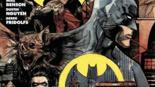 DC ComicsBatman Streets of Gotham #9 Review