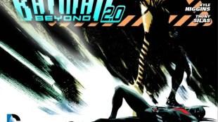 DC Comics Batman Beyond 2.0 #5 Review