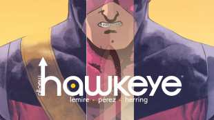 All New Hawkeye #3