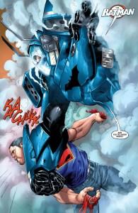 DC Sneak Peek - Batman-Superman 1 3