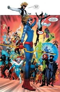DC Sneak Peek - Justice League United 1-1