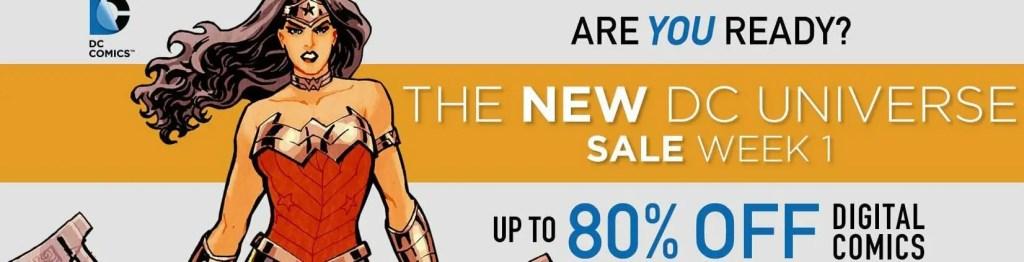 Buyers Guide: DC Comics Massive Digital Sale