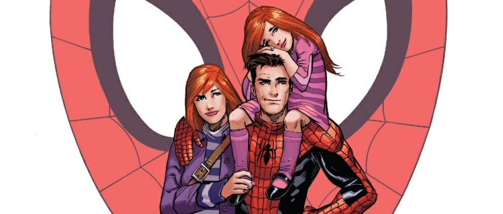 Amazing Spider-Man Renew Your Vows #1 Cover