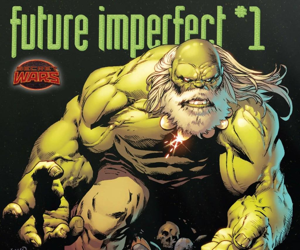 Secret Wars: Future Imperfect #1