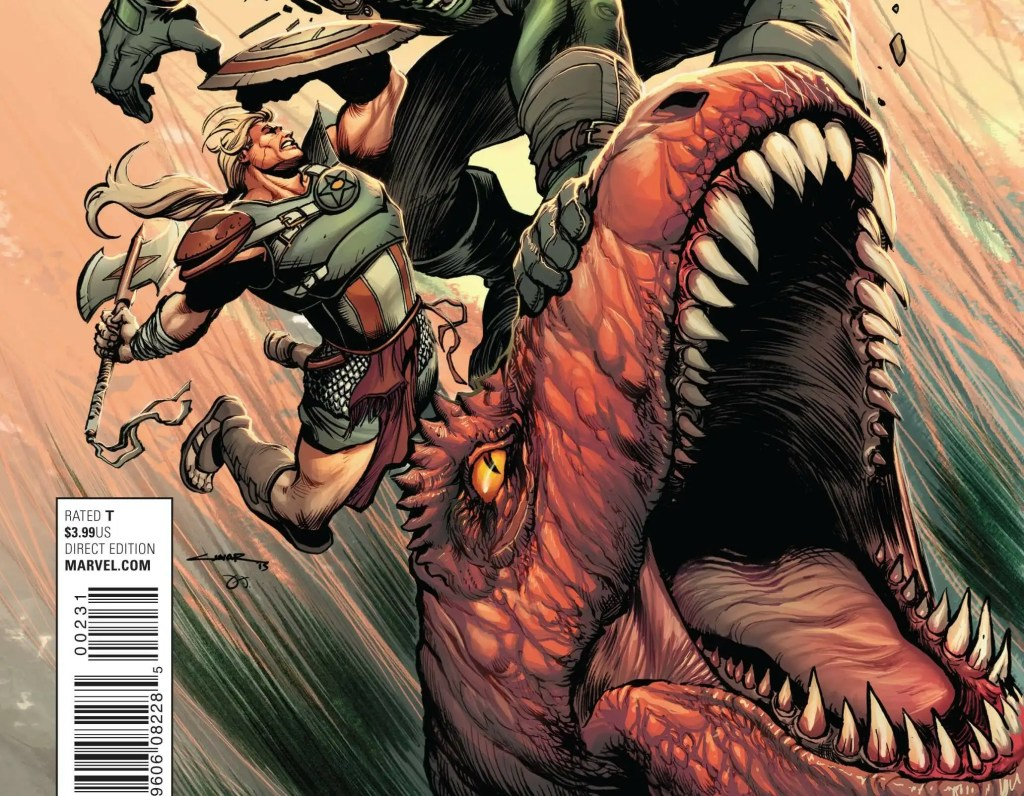 Secret Wars Planet Hulk #2 Review