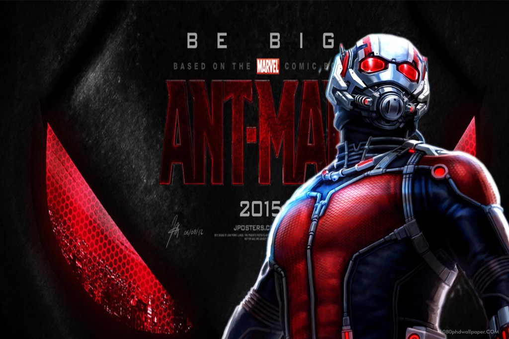 Why Isn't The Ant-Man Movie The Janet van Dyne Story Instead?