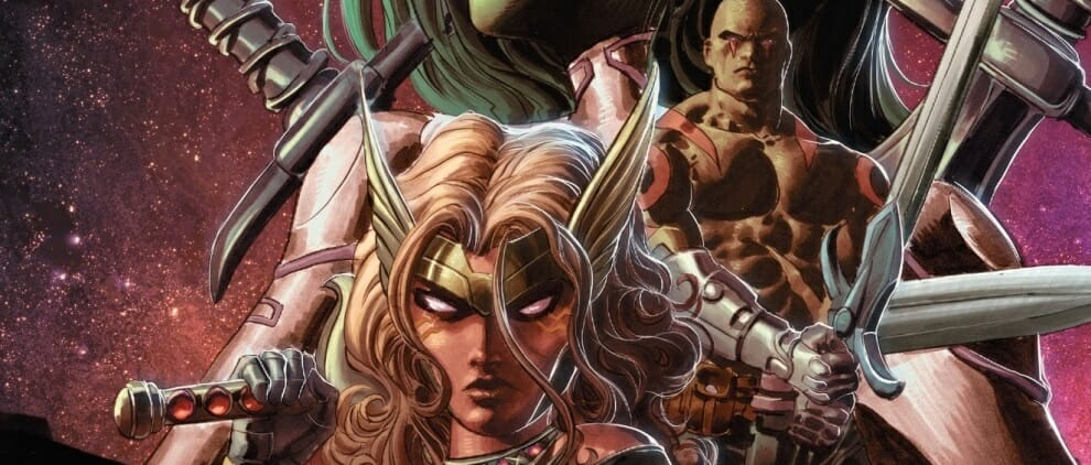 Guardians Of Knowhere #1 Review
