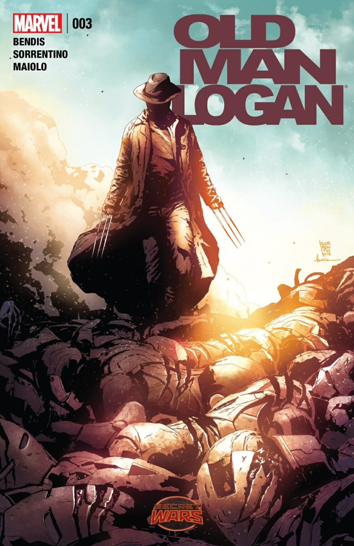 Secret Wars: Old Man Logan #3 Review