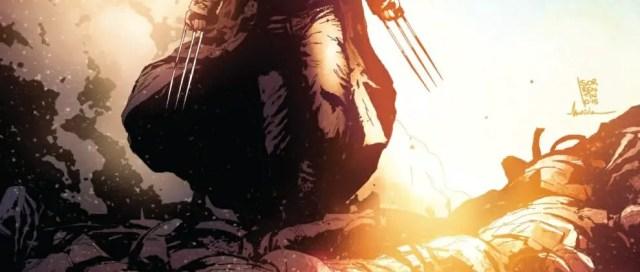 Old Man Logan #3 Cover