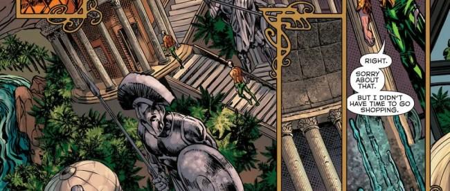 aqua mans aquaman 43 review comic book revolution