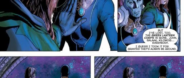 Green Lantern #43 Review