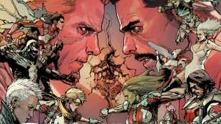 Secret Wars Civil War #2