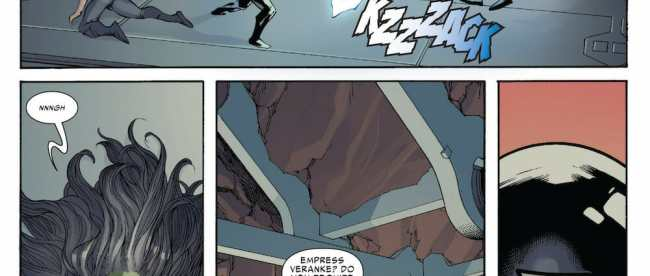 Secret Wars Civil War #4 Review