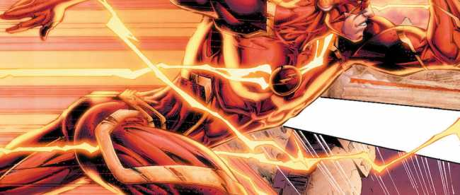 The Flash #44 Review