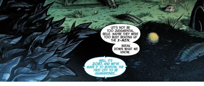 Uncanny Avengers #2 Review