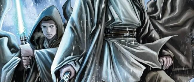 Obi-Wan & Anakin #1 Cover