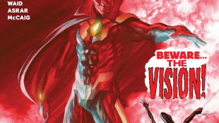 ANAD Avengers #6 Review