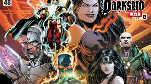 Justice League #48 Review