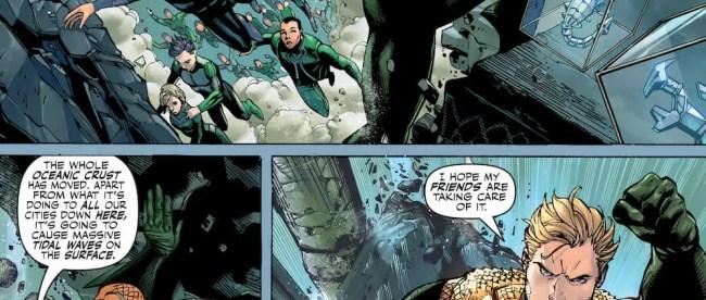 Justice League #1 Review