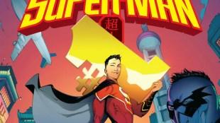 New Super-Man #1 Review