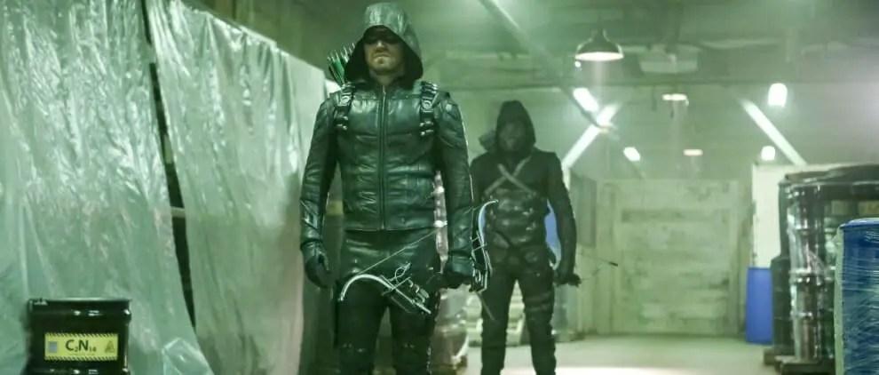 Arrow Spoiler Review: 'Who Are You?'