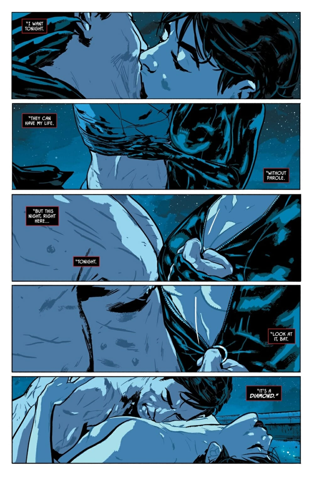 "Batman #14: ""Rooftops"" Part 1 Review - Comic Book Revolution"