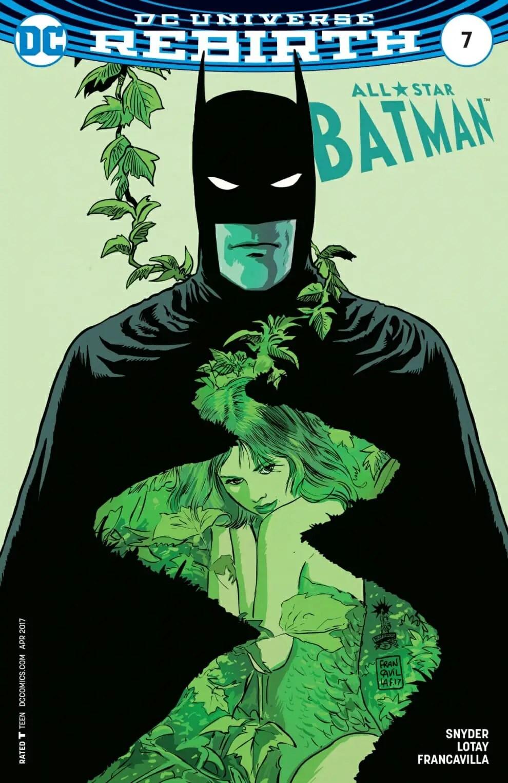 5f7bb17cc268 All-Star Batman  7 Review - Comic Book Revolution