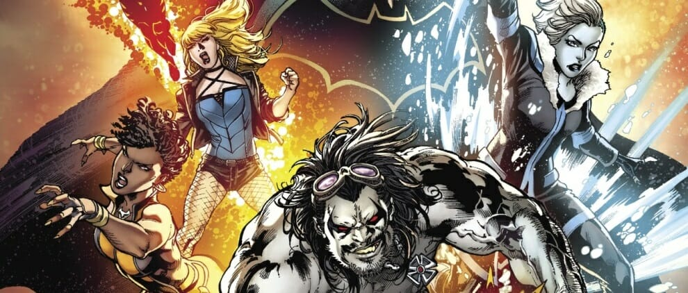 Justice League Of America #1 Review