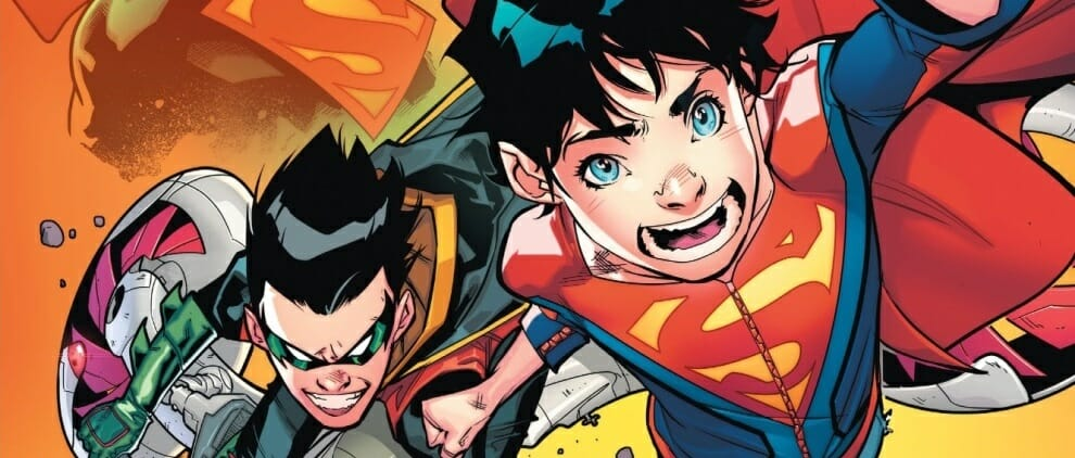 Super Sons #1 Review