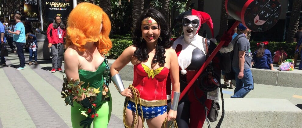 Awesome Cosplay Of WonderCon 2017