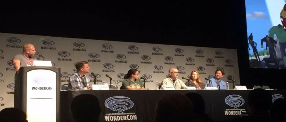 WonderCon: Marvel Animations Storytellers Panel Recap