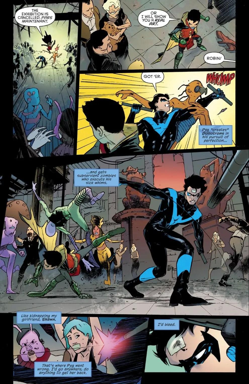 Nightwing #17 Review - Geeks WorldWide