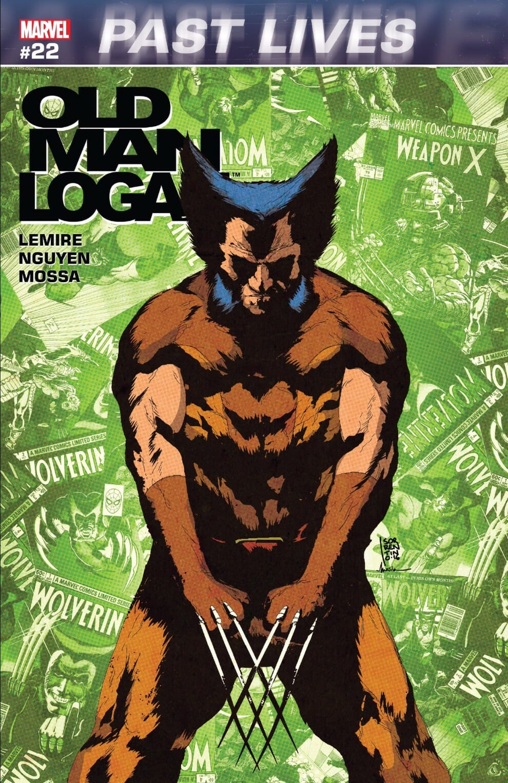 old man logan 22 review comic book revolution