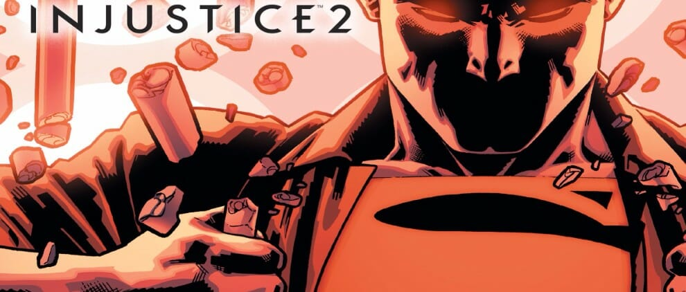 Injustice 2 Chapter #6 Review