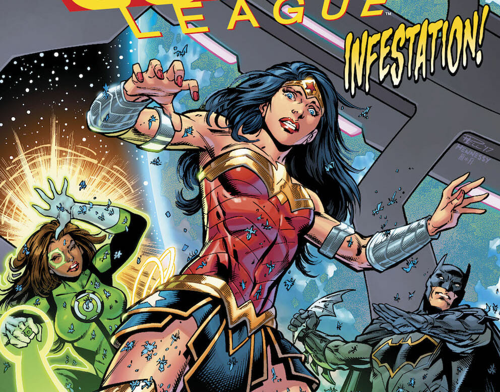 Justice League #22 Review