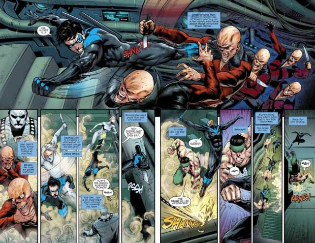Nightwing #24 Moment