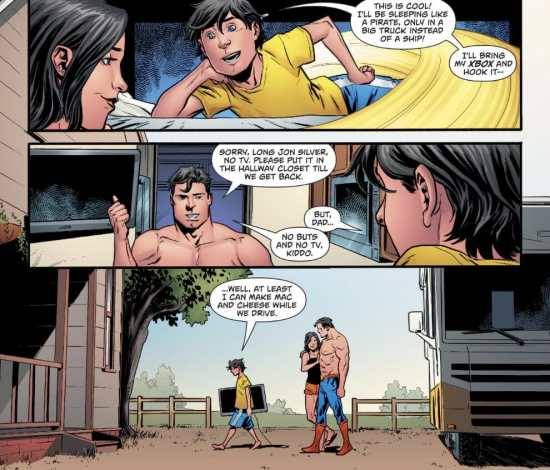 Superman #27 Moment