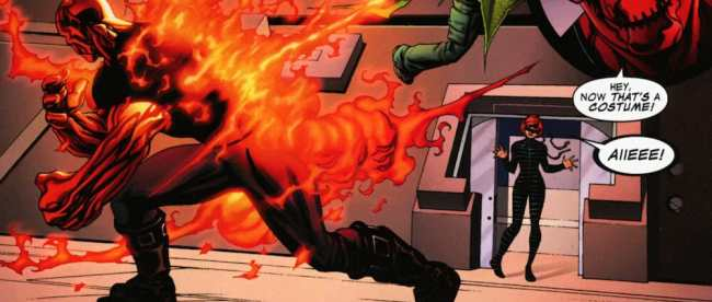 Avengers Academy #1 Review