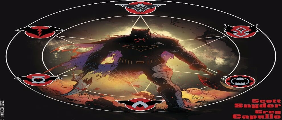 Dark Nights: Metal #1 Review